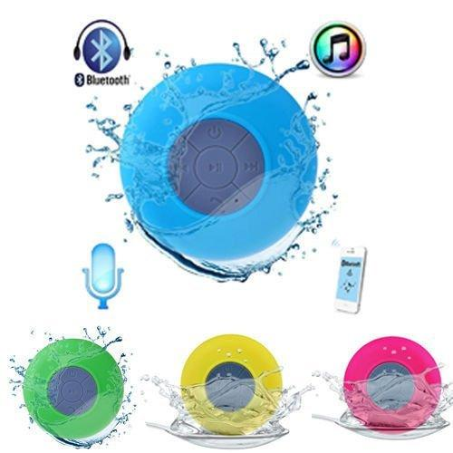 WaterProof Bluetooth Shower Speaker With Mic Wireless Portable Stereo